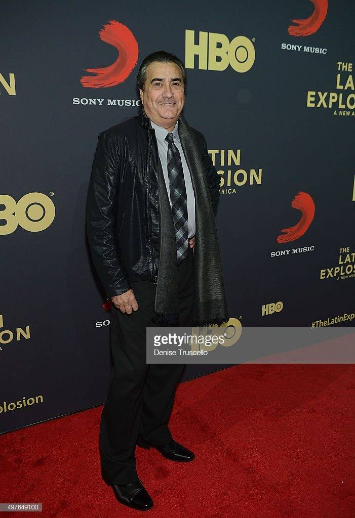 Jorge Quinn at Latin Explosion Premiere